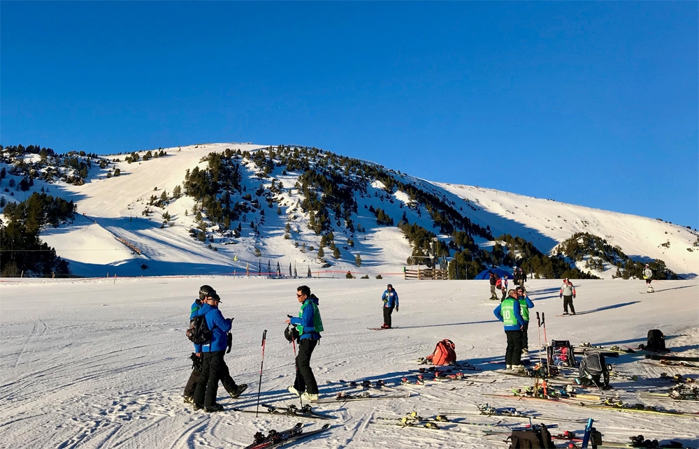 Wintersport Grand Valira