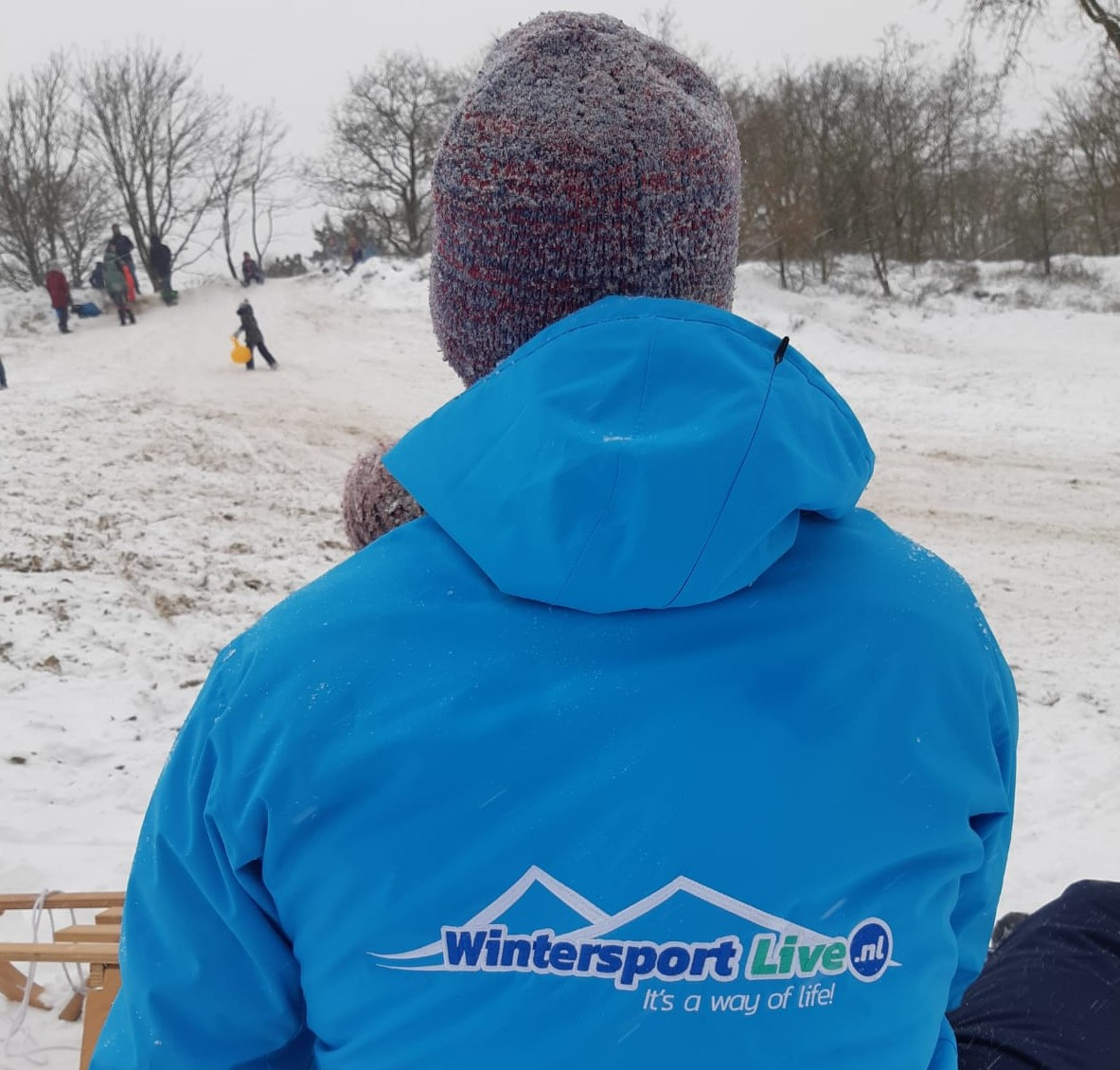 Wintersport Live in Den Haag