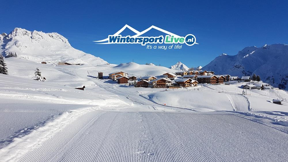 Wintersport Live op bezoek in de Alpen