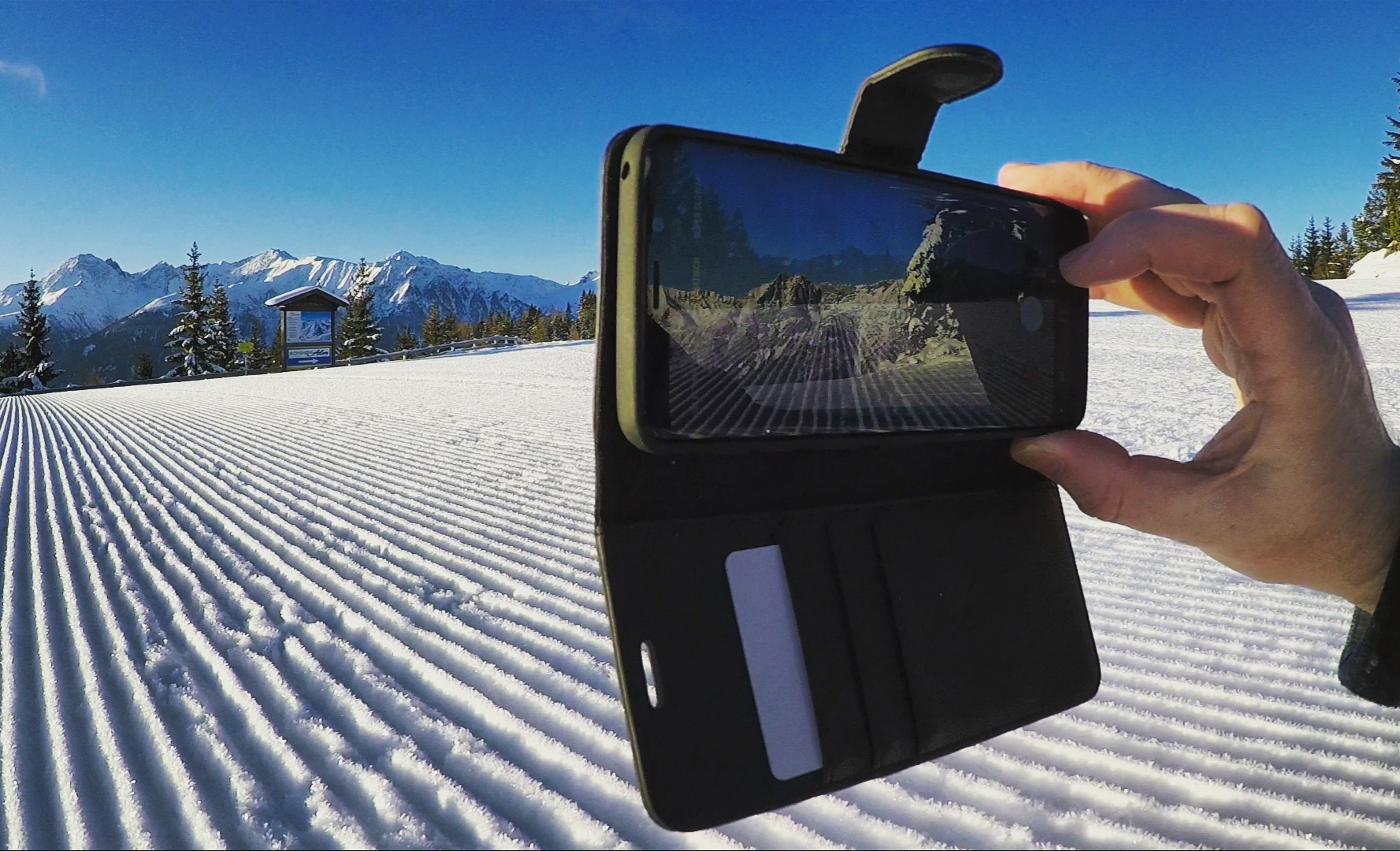 Wintersport Live op bestemmingsbezoek