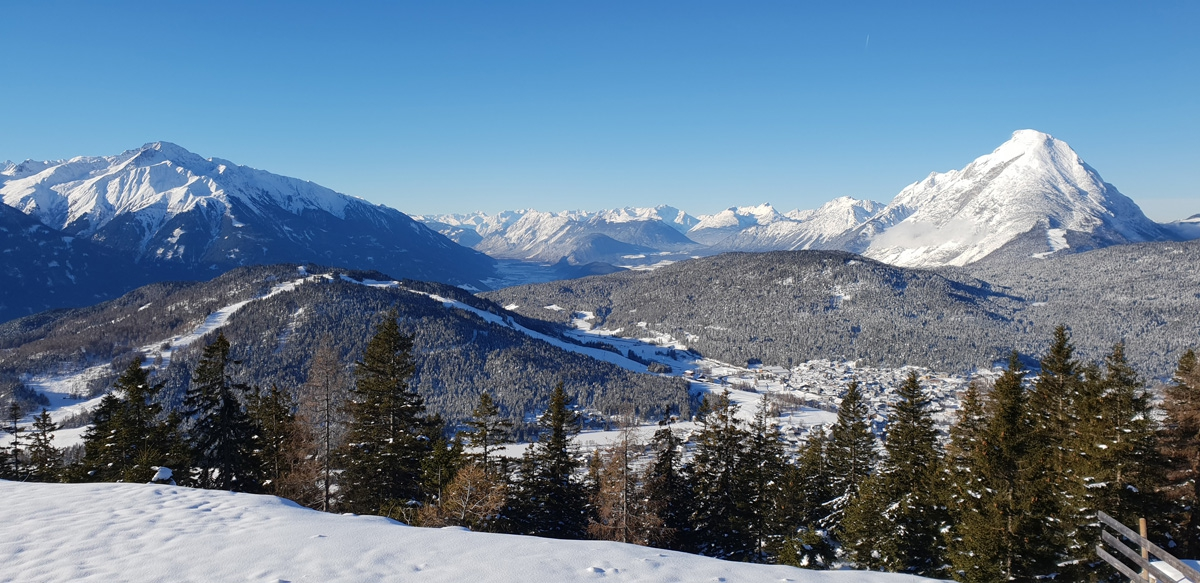 Wintersport in Seefeld in Tirol